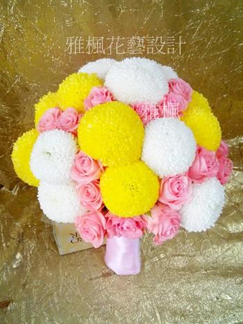 彰化新娘捧花