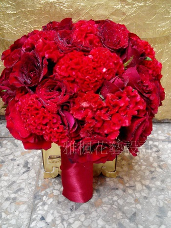 員林外拍新娘捧花