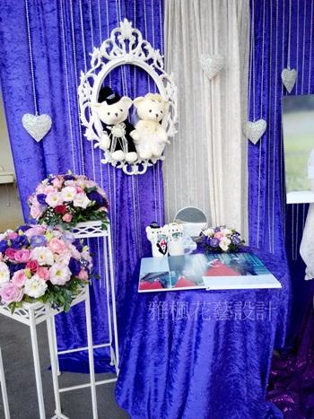 彰化員林婚禮佈置
