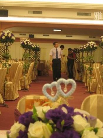 員林婚禮會場佈置